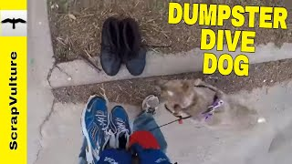 IS THIS A GOOD VIDEO? What Do You Think? Dumpster Diving Treasure & Scrap Metal Money!
