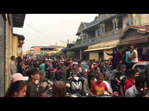 Poipet khmer new year 2016