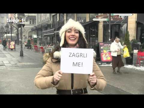 Kako Beogradjani grle, dan zagrljaja 2016 - Hug day Belgrade