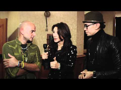 EXCLUSIVA! Taboo of Black Eye Peas and Sie7e at Latin GRAMMY | With Lili Gil