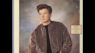 She Wants To Dance With Me (Extended Mix) - Rick Astley