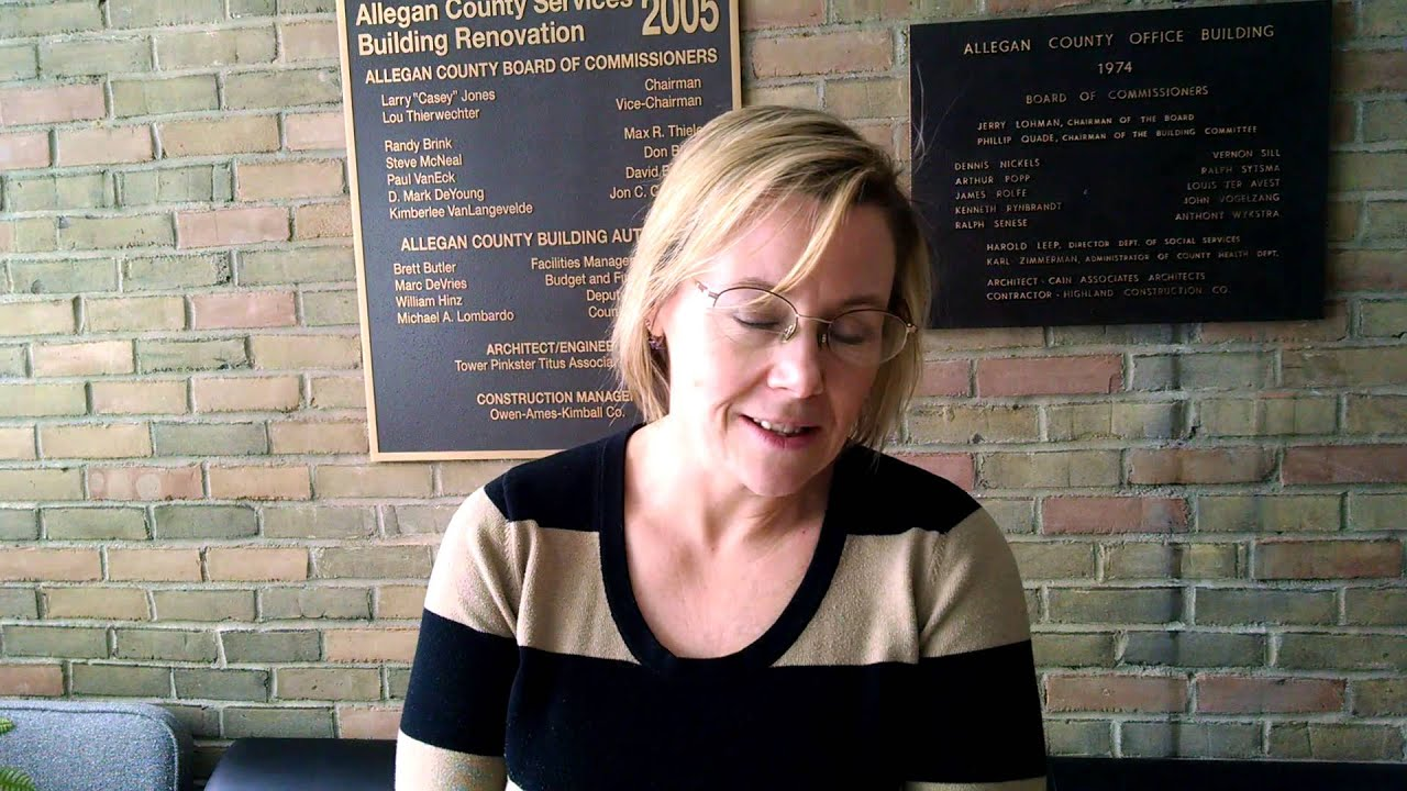 Cmh Director Marianne Huff Promotes Bully Movie In Allegan Youtube