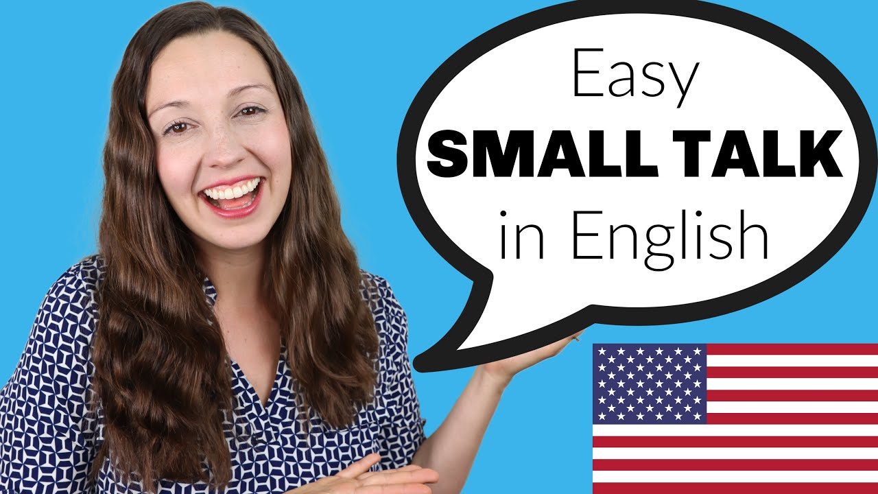 Download Easy SMALL TALK tips in English: English Speaking Practice