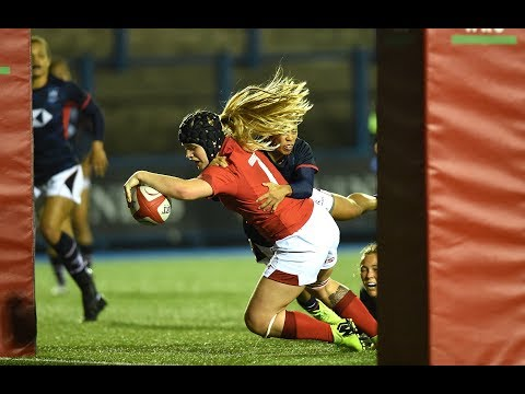 Highlights: Wales Women v Hong Kong