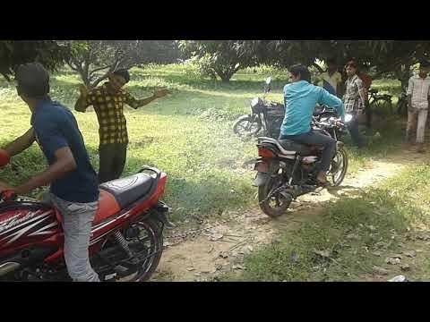 Salempur bike Race