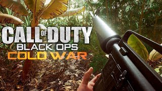 CALL OF DUTY COLD WAR GAMEPLAY *BLACK OPS 5* - AlphaSniper97