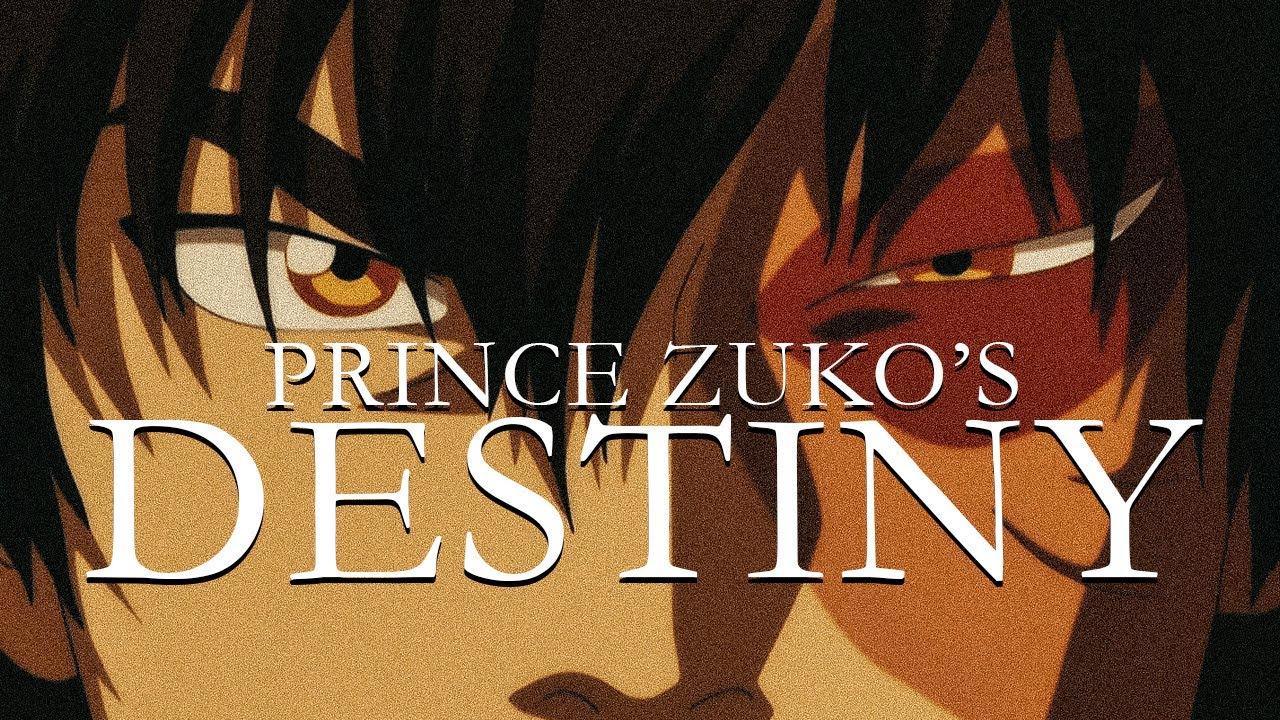 Download Prince Zuko's Destiny | Avatar: The Last Airbender