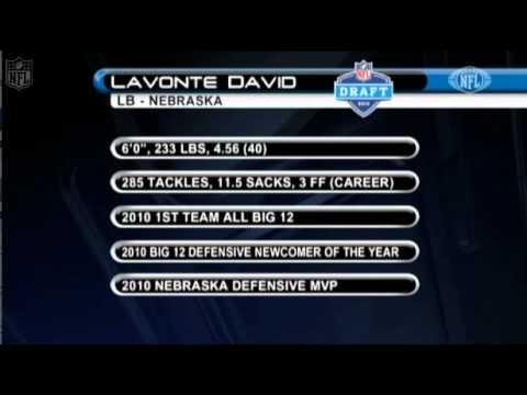 2012 Draft profile: Lavonte David