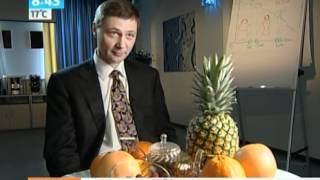 Доктор Гаврилов в передаче «Утро России». «Жиросжигающие продукты»