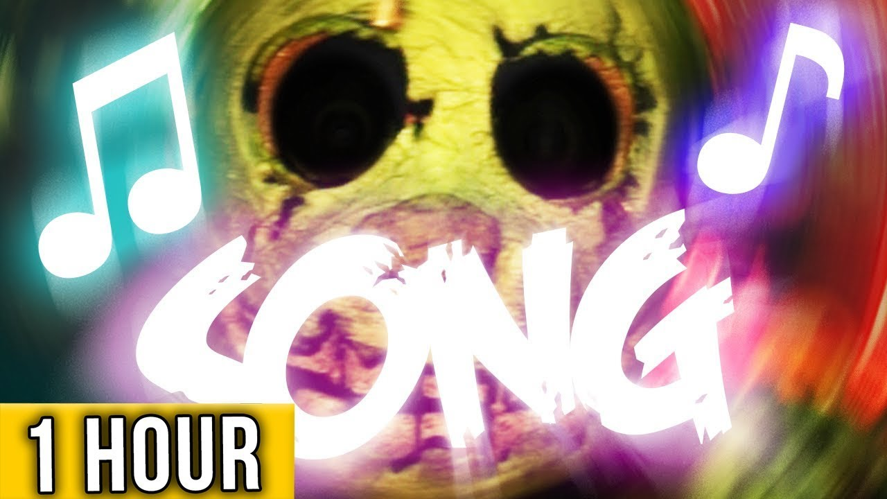 1 HOUR► FIVE NIGHTS AT FREDDY'S SONG