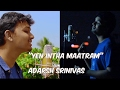 Download Yen Intha Maatram - Adarsh Srinivas MP3 song and Music Video
