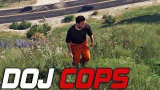 Dept. of Justice Cops #471 - Escape To Los Santos