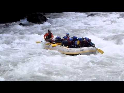 Rafting in Patagonia - Travel Adventure in Patagonia -- New Activity Package