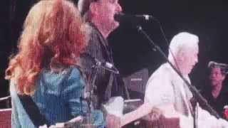 Bonnie Raitt/James Taylor - Thing Called Love - Fenway Park - August 6, 2015 - Boston MA
