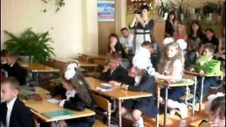 """Урок в 2-б классе """"Украина-наш общий дом"""" 01.09.2011г"""