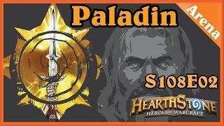 hearthstone arena paladin s108e02 kara darmowe gry poradnik pl