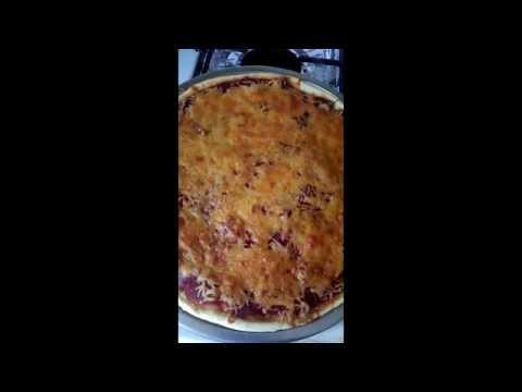 How To Make Pizza Dough In The Hamilton Beach Bread Machine