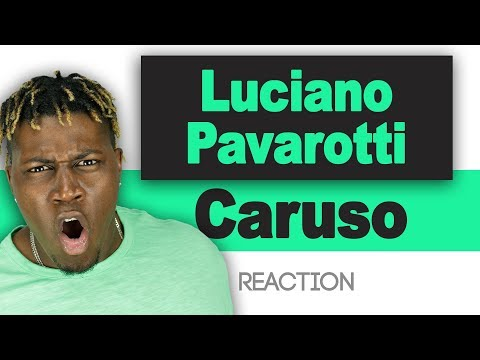 """First Time Hearing""  Luciano Pavarotti - Caruso - TM Reacts 2LM Reaction"