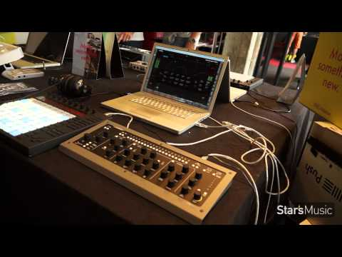 SPACE IN FADERS - Présentation SOFTUBE console 1