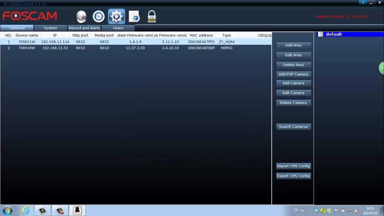 IP Cameras Tutorial