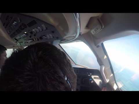 Hawker 800xp takeoff Ocean Reef 07FA