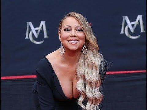 Mariah Carey - Grauman's Chinese Theatre (Hand Imprint Ceremony)