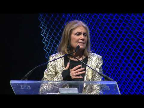 Allies Dinner 2016: Gloria Steinem speech - extended version