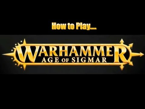 How to Play Age of Sigmar (In less than 20 minutes)