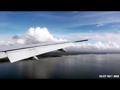 Air New Zealand 777-300ER Auckland-Brisbane (heavy landing) Full Flight
