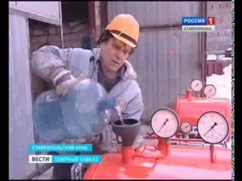 Вода заменит бензин