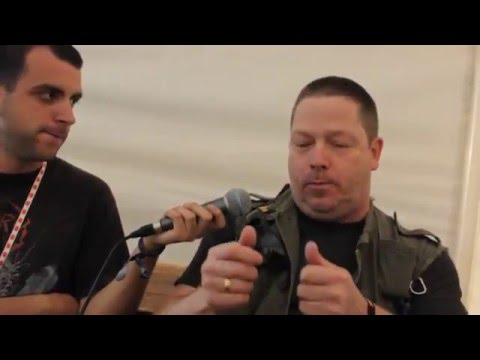 Interview with John Connelly of Nuclear Assault (Exit Festival 2015)