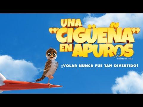 Una Cigüeña en Apuros | Tráiler oficial de la película | Doblado al español