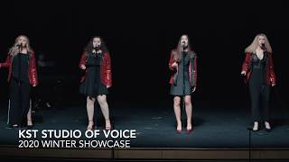 """Jersey Girls"" Medley (Jersey Boys) - KST Studio of Voice"