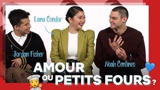 ON A TESTÉ LE FRANÇAIS de Noah, Lana Et Jordan I Amour ou Petits Fours I Netflix France