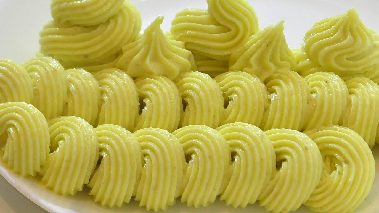 Как сделать банановый крем для торта