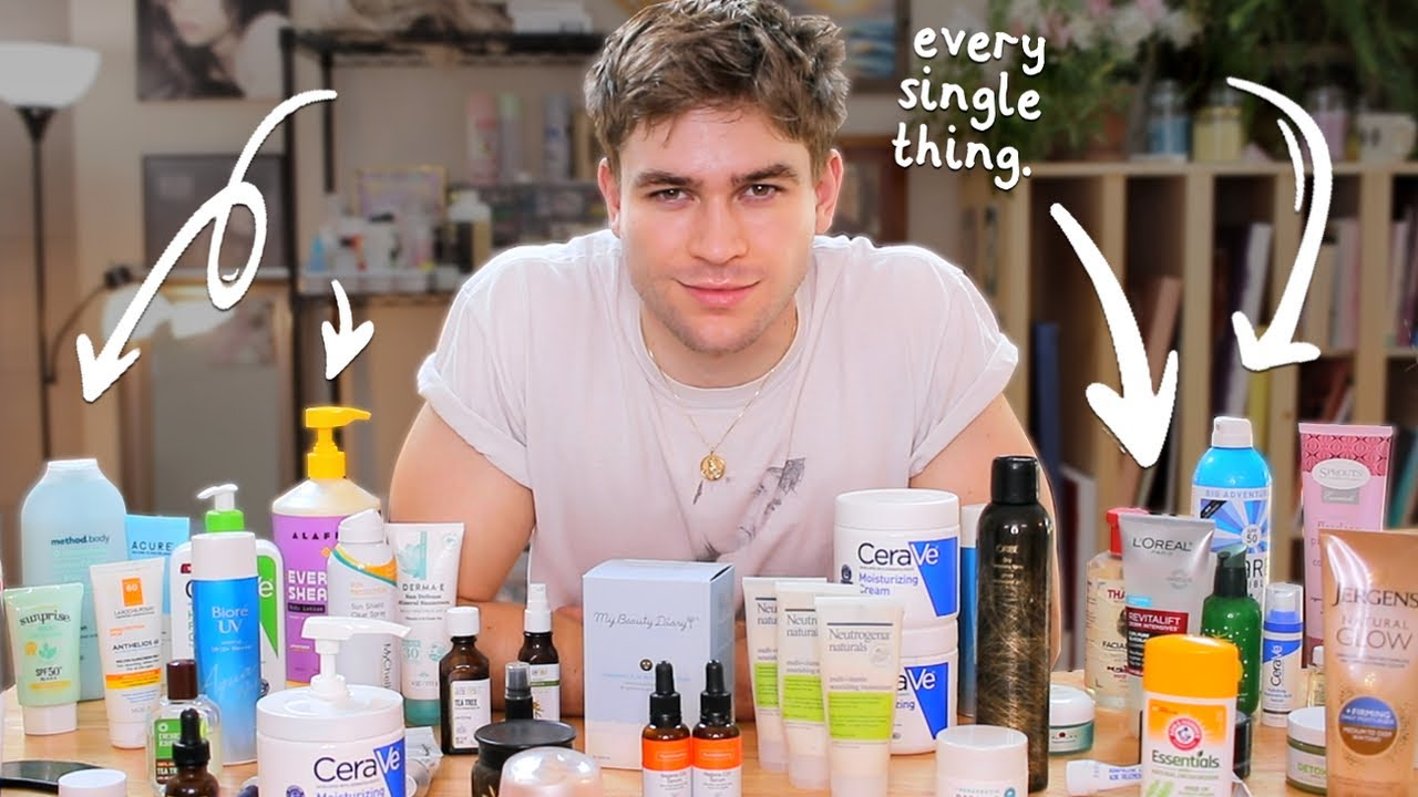 MY HONEST THOUGHTS ON *ALL* OF MY BEAUTY PRODUCTS. (from Cody Gene)
