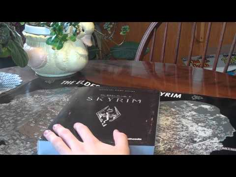 Skyrim - Official Prima Strategy Guide (Review, First Looks)