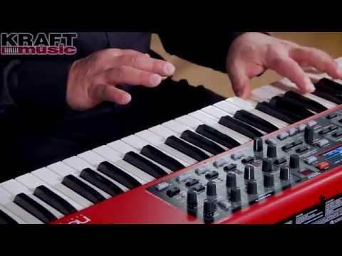Kraft Music - Nord Electro 5 Keyboard Performance with Chris Martirano