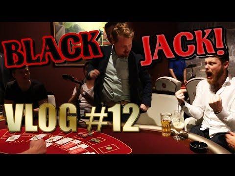 Vlog #12 - Land based Blackjack action!
