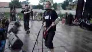 THE EXPLOITED LIVE IN JAKARTA - 'FUCK THE U.S.A.'