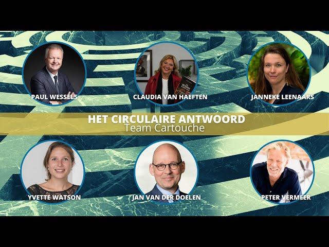 Succesvolle Business Cases in relatie tot Circulariteit - Webinar - #Cartouche - Sociëteit Vastgoed