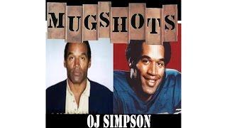Mugshots: O.J. Simpson - Nabbed in Vegas