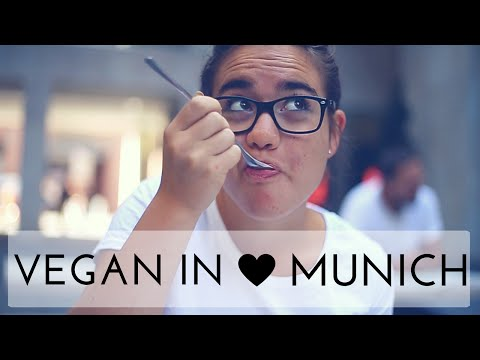 EATING VEGAN IN MUNICH (and Frankfurt)