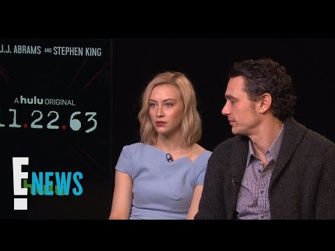 "James Franco Goes Retro in ""11.22.63"" | Celebrity Sit Down | E! News"
