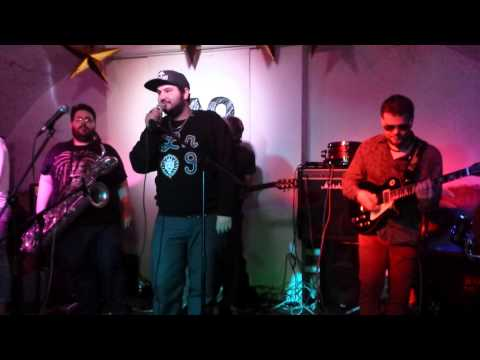 (Russian Reggae) Afro D & The Dubsters - Tempo Riddim