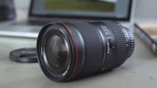 Canon EF 16-35mm F2.8L III USM Product Overview