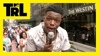 DC Young Fly Hosts a Hilarious New York City Bus Tour | Weekdays at 3:30pm | #TRL