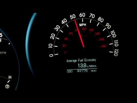 Toyota Tundra 07-14 Поражает невероятный расход топлива Тойота Тундра 07-14
