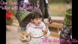 [ Vietsub] Que Sera Sera (Whatever will be will be) - Doris Day