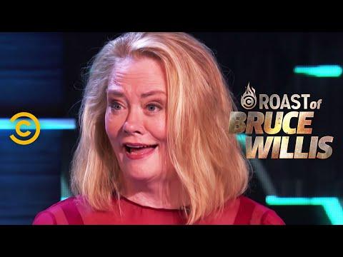 Cybill Shepherd Is Shocked - Roast of Bruce Willis